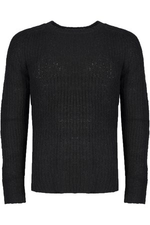 "Antony Morato Man Stickade tröjor - ""Hardcore"" sweater"