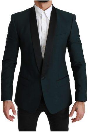 Dolce & Gabbana Martini Logo Jacket Blazer