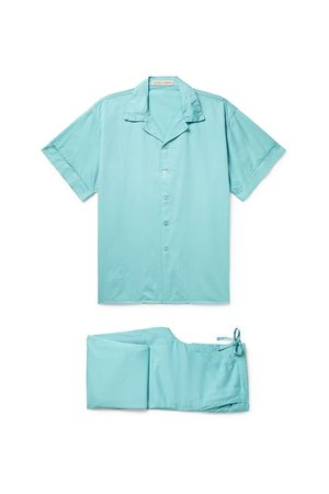 Cleverly Laundry Man Pyjamas - Continential Cotton Pyjama Set