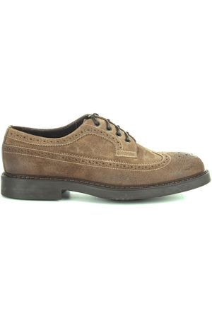 Doucal's Man Skor - Du2740Bruguf011Tc02 lace-up shoes