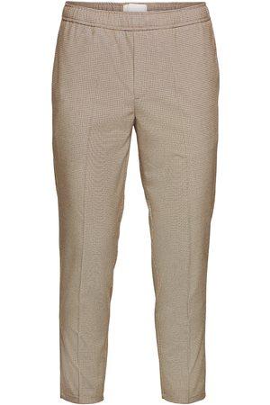 Casual Friday Man Byxor - Pilou Small Checked Pants Casual Byxor Vardsgsbyxor