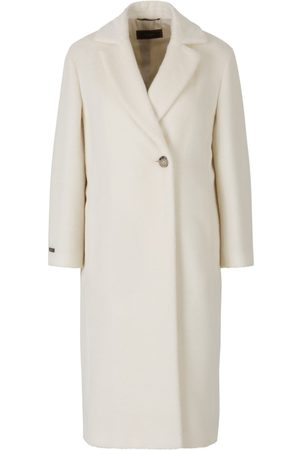 PESERICO SIGN Buttoned Wool Coat