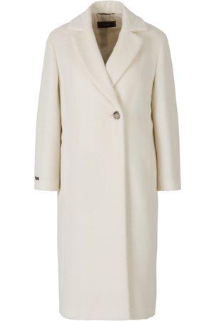 PESERICO SIGN Kvinna Vinterkappor - Buttoned Wool Coat
