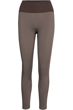 Casall Seamless Tights Running/training Tights Röd