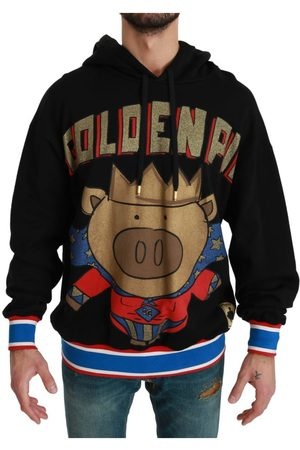 Dolce & Gabbana Man Hoodies - Sweater Pig of the Year