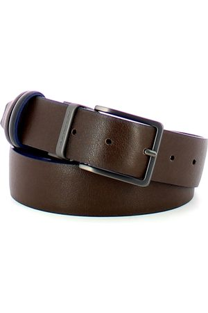 Piquadro Man Bälten - 35 mm reversible leather belt