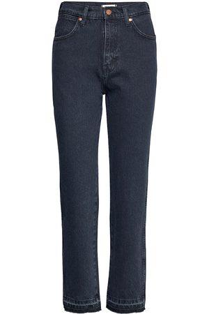 Wrangler Wild West Raka Jeans Blå