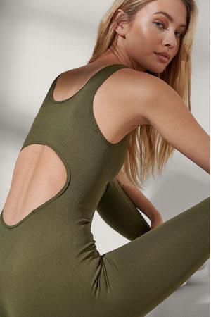 NA-KD Flow Kvinna Playsuits - Bodysuit