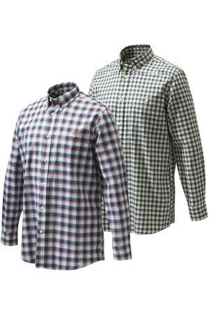 Beretta Långärmade - Man's Set Of Two Shirts