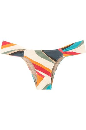 Lygia & Nanny Ritz mönstrade bikinitrosor