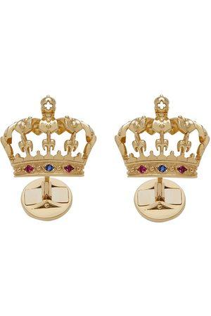 Dolce & Gabbana Manschettknappar i 18K gult