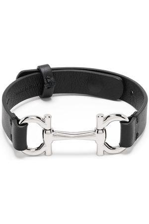Salvatore Ferragamo Horsebit justerbart armband