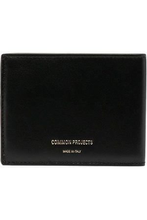 COMMON PROJECTS Plånbok med logotypstämpel