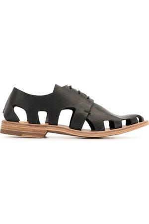 Officine creative Graphite skor med snörning