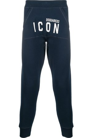 Dsquared2 Icon trackpants med logotyp