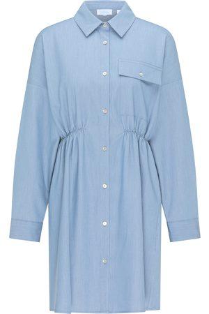 usha BLUE LABEL Skjortklänning