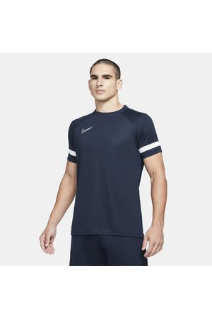 Nike Kortärmad fotbollströja Dri-FIT Academy för män