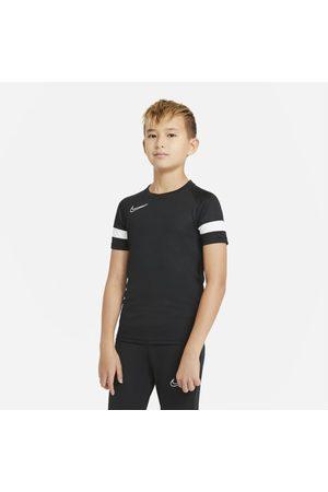 Nike Hoodies - Kortärmad fotbollströja Dri-FIT Academy för ungdom