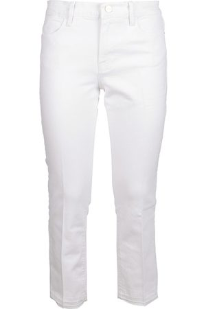 Frame LE High Straight Released HEM Jeans