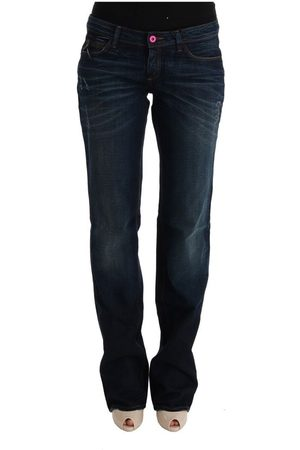 Costume National Cotton Regular Fit Jeans