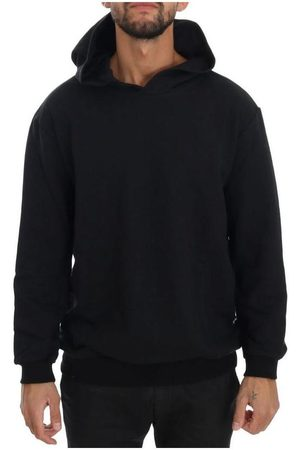 D.A. Daniele Alessandrini Gym Casual Hooded Cotton Sweater