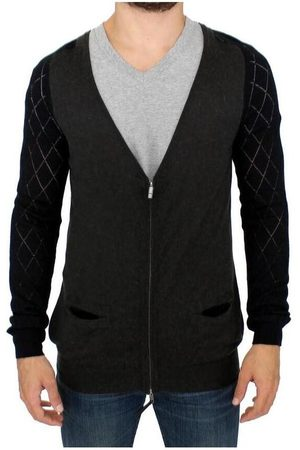 Costume National Zipper cardigan sweater