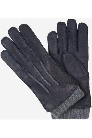 Santa Eulalia Kvinna Handskar - Leather and Cashmere Gloves