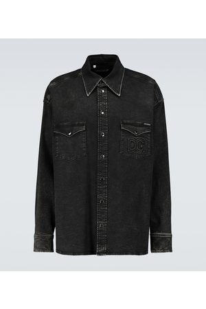 Dolce & Gabbana Stretch-cotton shirt