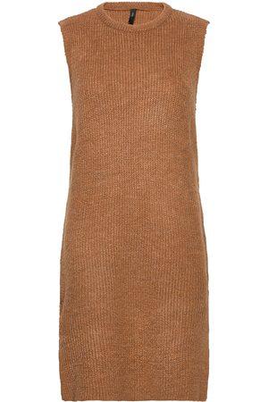 YAS Zal Long Waistcoat D2d Knitwear Vests-indoor