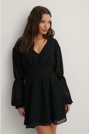 Matiamu By Sofia x NA-KD Kvinna Festklänningar - Recycled Miniklänning
