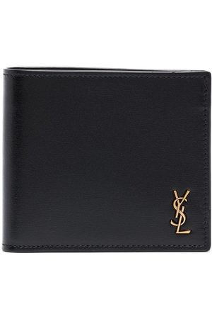 Saint Laurent Klassisk dubbelvikt plånbok