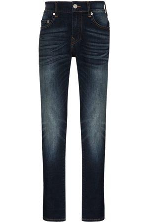 True Religion Rocco tvättade skinny-jeans