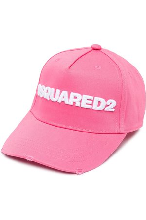 Dsquared2 Embroidered Cargo Baseball Caps