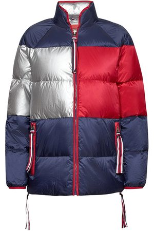 Tommy Hilfiger Icon Short Down Coat Fodrad Jacka Multi/mönstrad
