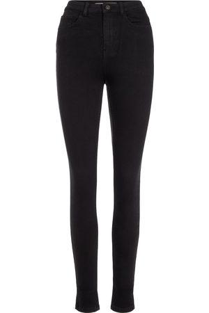 Pieces Kvinna Skinny - Jeans