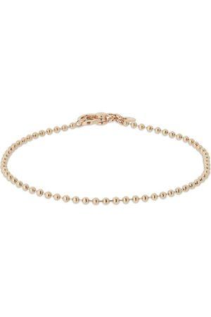 Dodo 9kt Rose Gold Bollicine Chain Bracelet