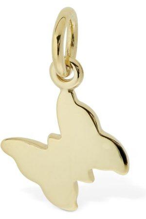 Dodo 18kt Gold Farfalla Charm