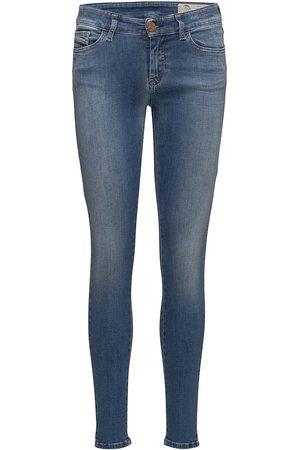 Diesel Kvinna Slim - Slandy Trousers Skinny Jeans