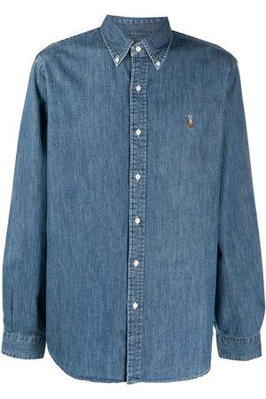 Polo Ralph Lauren Man Jeans - Polo Pony jeansskjorta