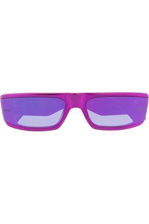 Retrosuperfuture Fyrkantiga solglasögon