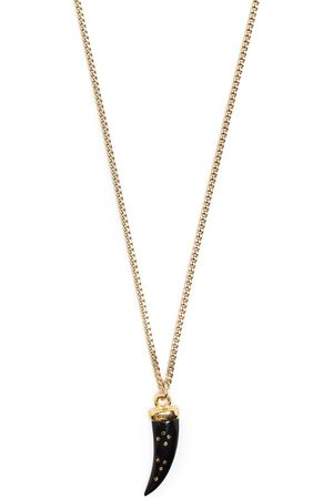Isabel Marant Horn-detail necklace