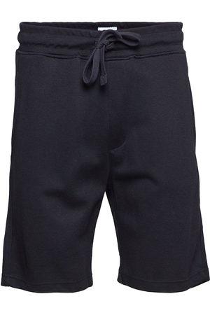 JBS of Denmark Bamboo Shorts Bermudashorts Shorts Blå