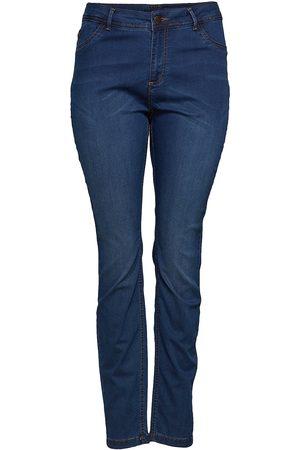 Zizzi Jeans Long, Nille Ex. Slim Skinny Jeans