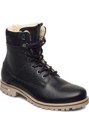 Björn Borg Kvinna Ankelboots - Kenna Hgh Tmb W Shoes Boots Ankle Boots Ankle Boots Flat Heel