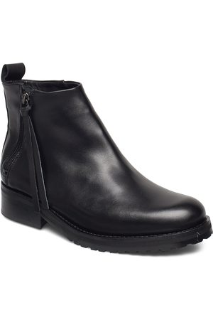 Royal RepubliQ Ave Zip Boot Shoes Boots Ankle Boots Ankle Boots Flat Heel