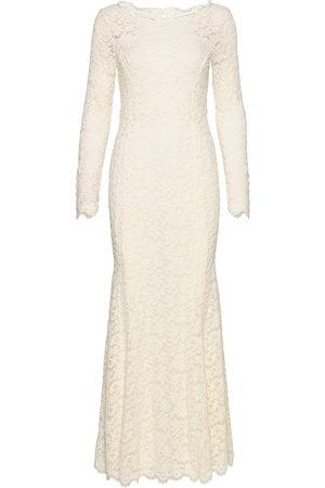 Rosemunde Dress Ls Maxiklänning Festklänning Lila