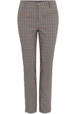 C.ro Jacquard Trousers