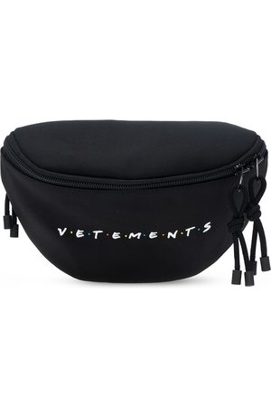 Vetements Branded belt bag