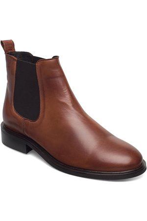 Bianco Kvinna Chelsea - Biajessica Classic Chelsea Shoes Chelsea Boots