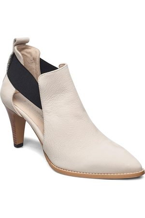 Nude of Scandinavia Tuva Shoes Boots Ankle Boots Ankle Boot - Heel